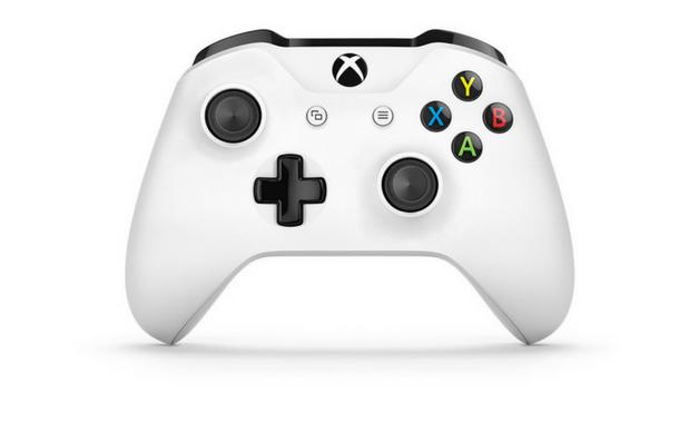 Controle Xbox One S Wireless Original  Branco (SEM CAIXA)