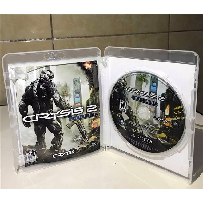 Crysis 2 - PS3 - Usado