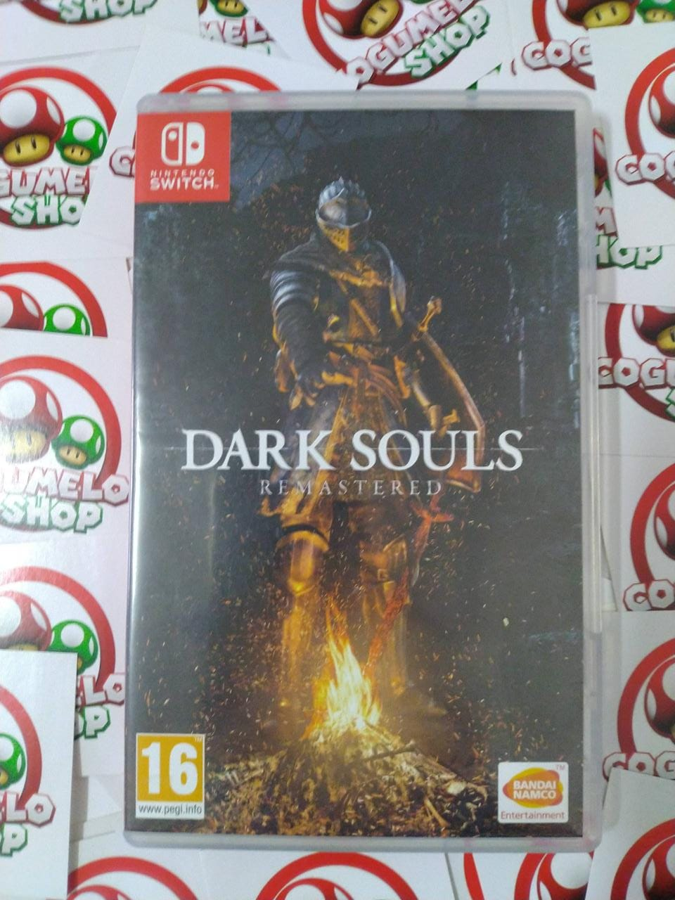 Dark Souls Remastred - USADO - Nintendo Switch