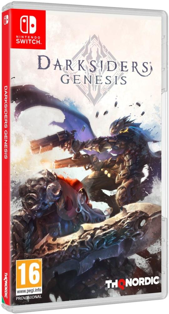 Darksiders Genesis (EUR) - Nintendo Switch - Envio Internacional