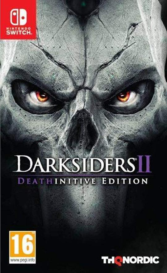 Darksiders II : Deathinitive Edition (EUR) - Nintendo Switch - ENVIO INTERNACIONAL