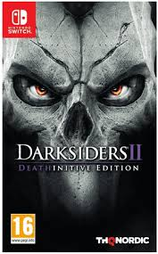 Darksiders II Deathinitive Edition - Nintendo Switch