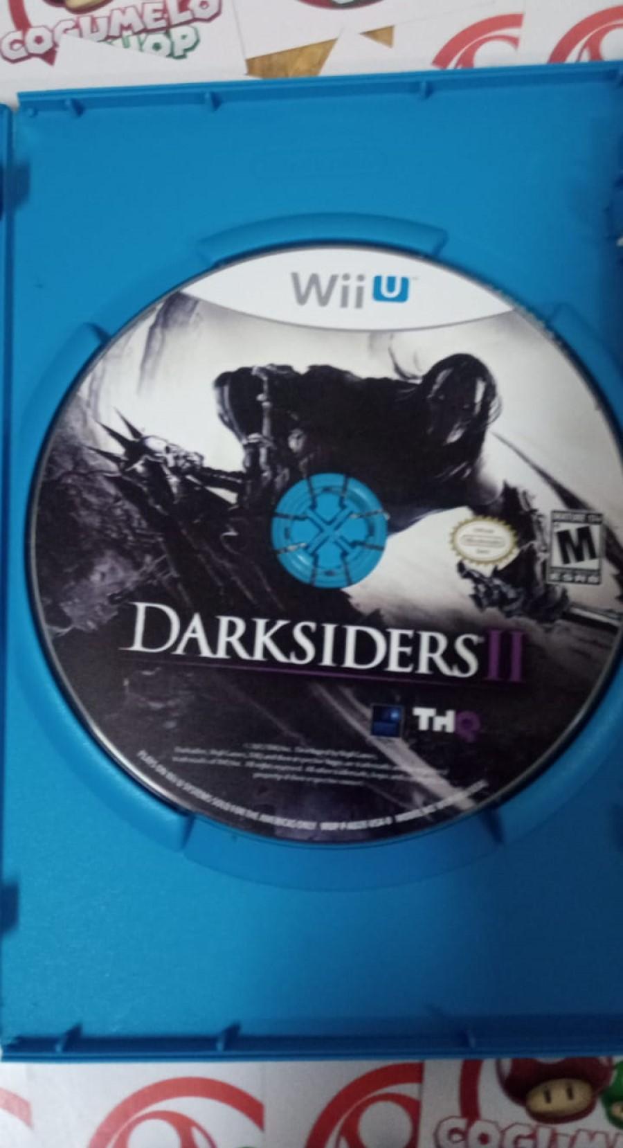 Darksiders II - USADO - Nintendo WII U