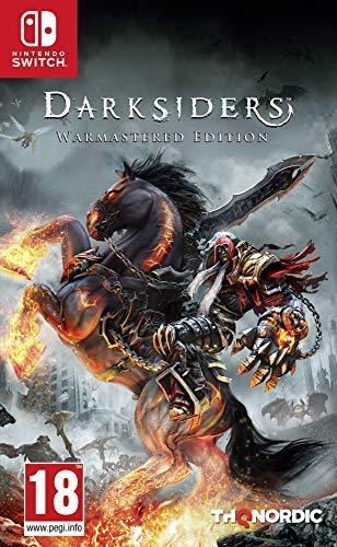 Darksiders: Warmastered Edition (EUR) - Nintendo Switch - Envio Internacional