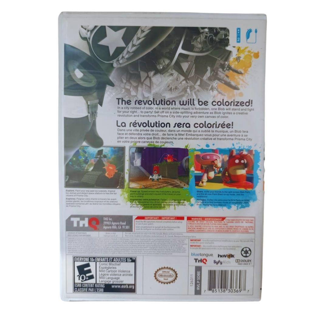 De Blob 2 - Nintendo Wii - Usado
