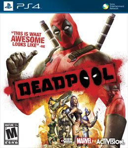 Deadpool - Ps4