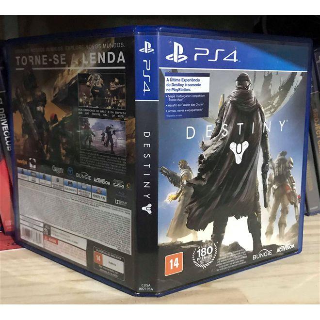 Destiny - PS4 - USADO