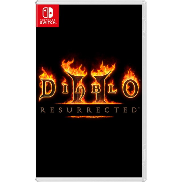 Diablo II: Ressurrected - Nintendo Switch - Pré Venda - LISTA DE ESPERA