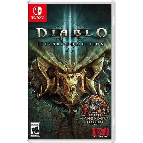 Diablo III Eternal Collection - USADO - Nintendo Switch