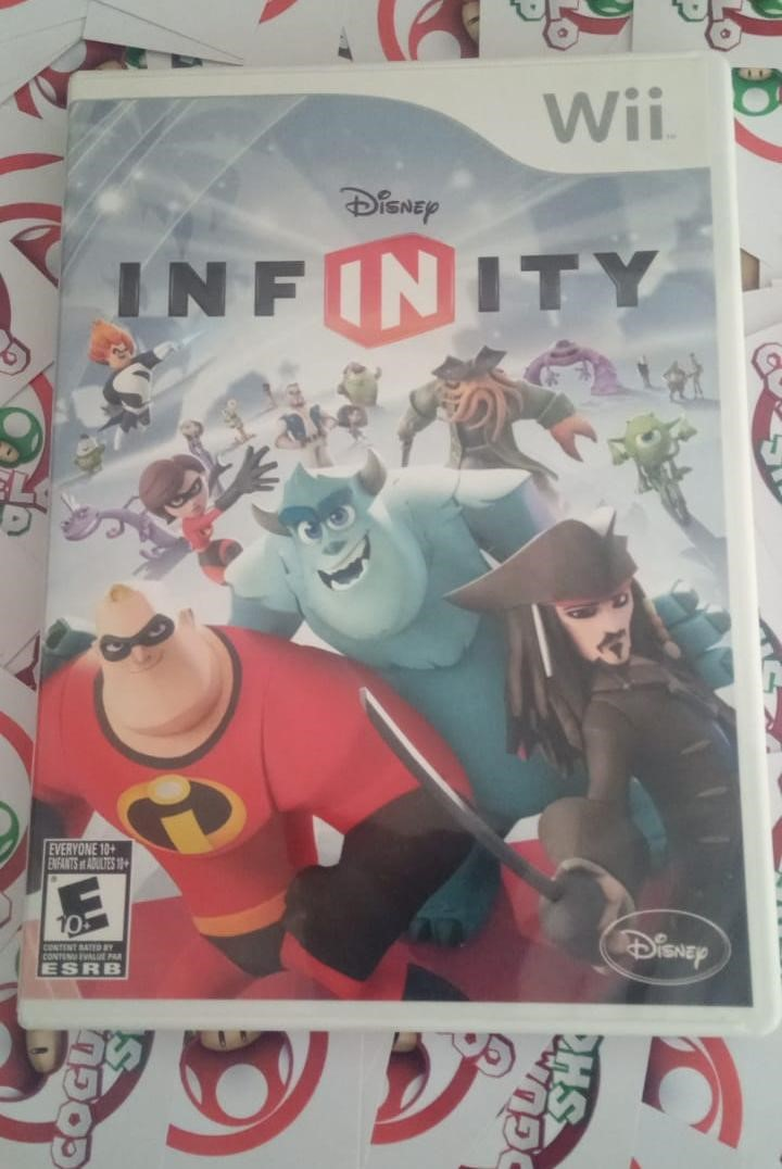Disney Infinity - USADO - Nintendo Wii