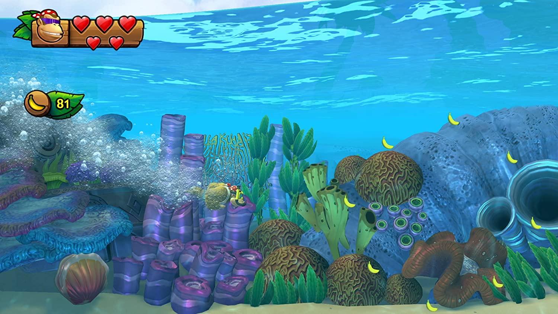 Donkey Kong: Tropical Freeze - Nintendo Switch