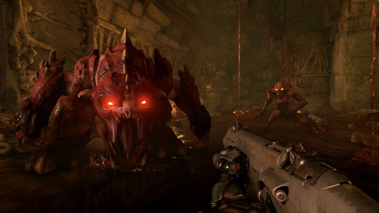 Doom (EUR) - Nintendo Switch - Envio Internacional