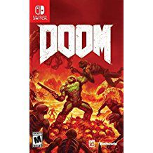 Doom + Fire Emblem Warriors - Nintendo Switch