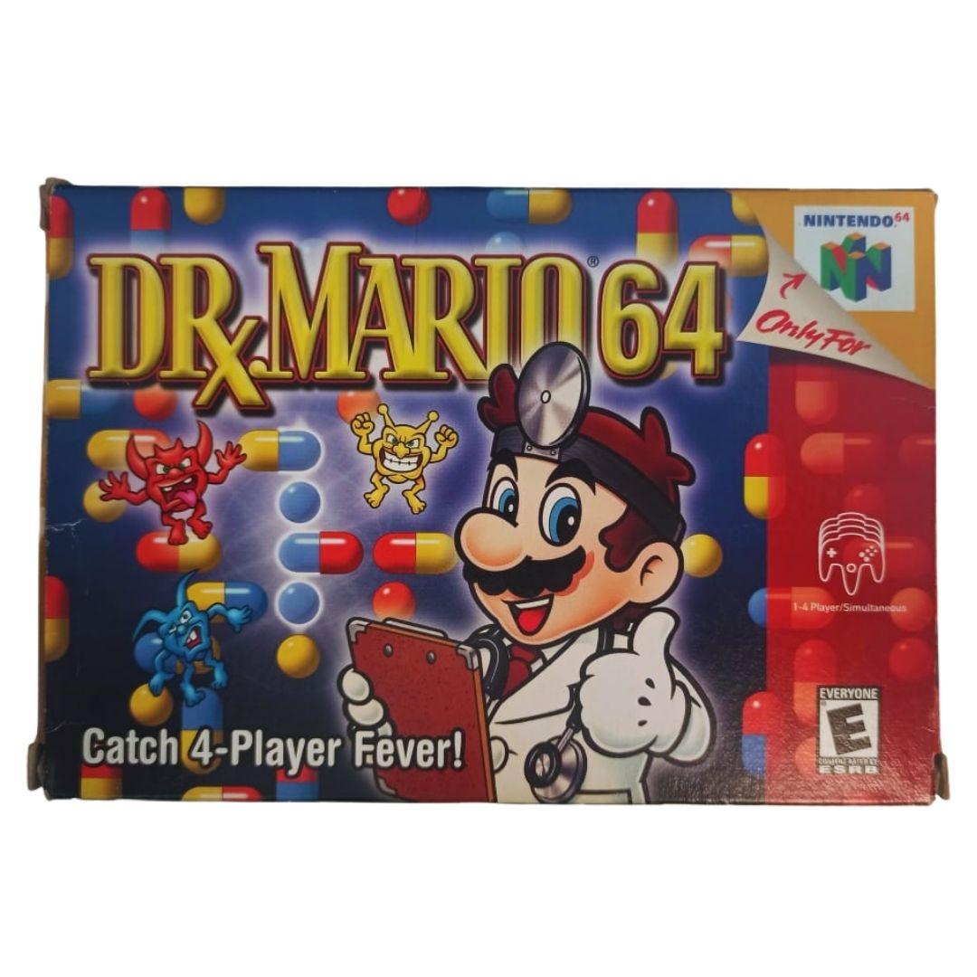 Dr. Mario 64 - Nintendo 64 - Usado