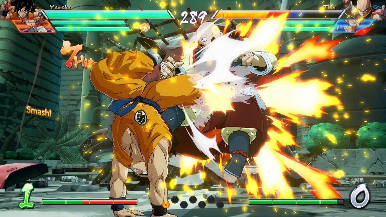 Dragon Ball Fighter Z  - Nintendo Switch
