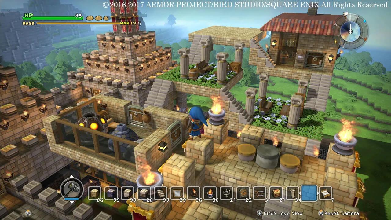 Dragon Quest Builders - Usado - Nintendo Switch