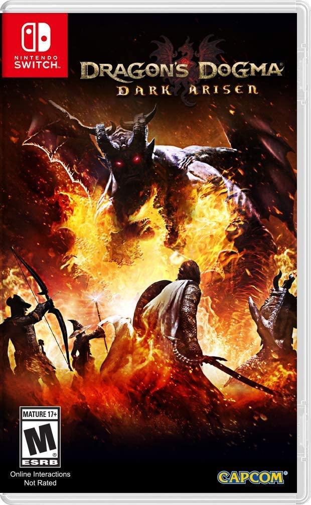 Dragon's Dogma Dark Arisen - Nintendo Switch