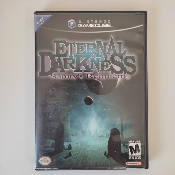 Eternal Darkness: Sanity's Requiem - Nintendo GameCube - Usado