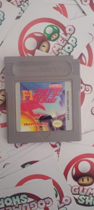 F-1 Race - USADO - Nintendo Game Boy