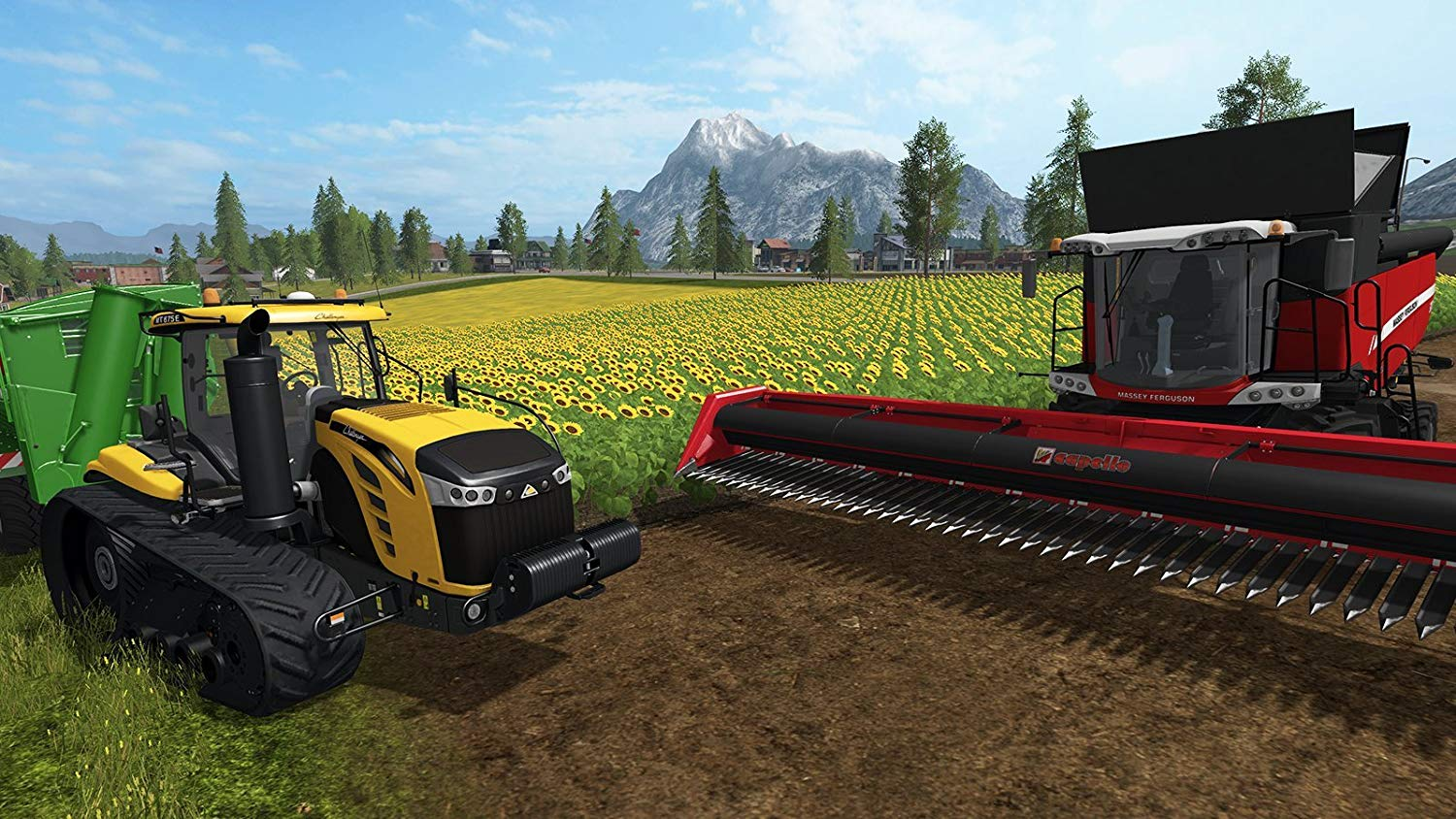 Farming Simulator - Nintendo Switch