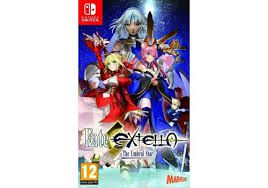Fate Extella: The Umbral Star - Nintendo Switch
