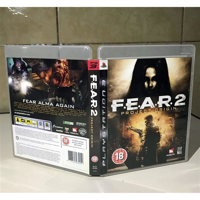 Fear 2 - PS3 - Usado