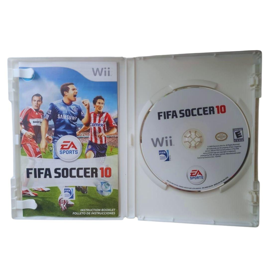 Fifa Soccer 10 - Nintendo Wii - Usado