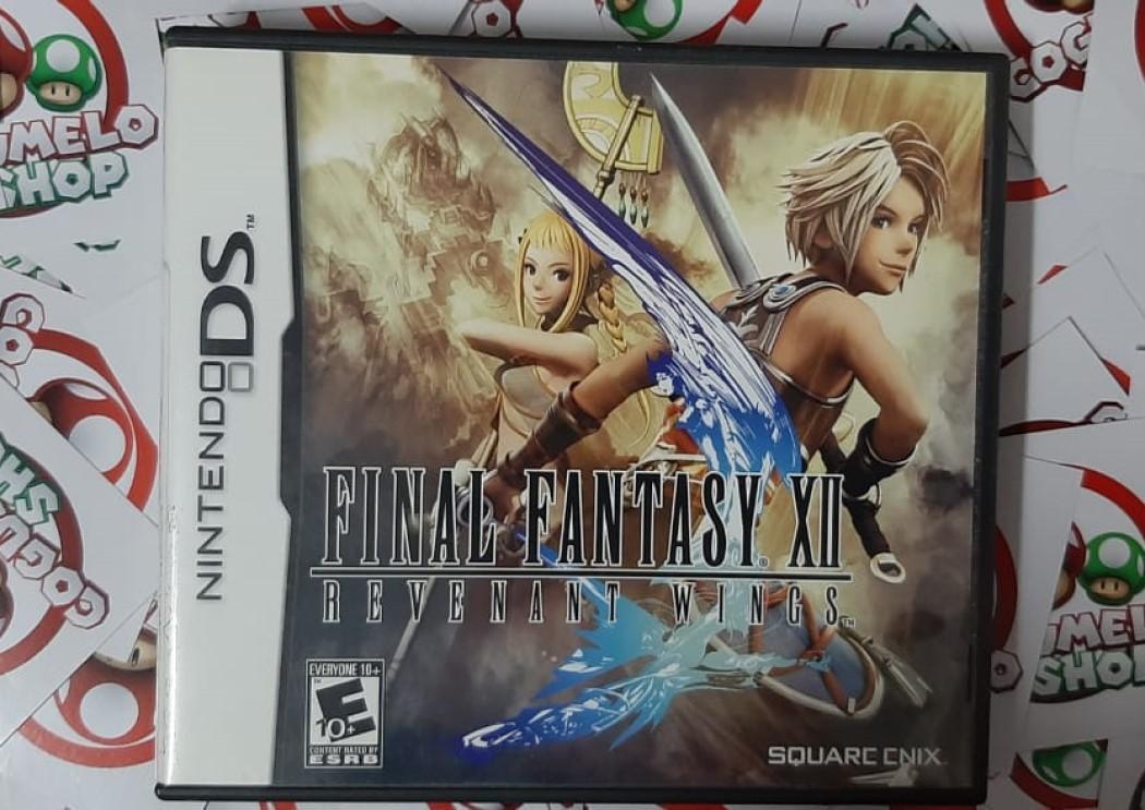 Final Fantasy XII: Revenant Wings - USADO - Nintendo DS