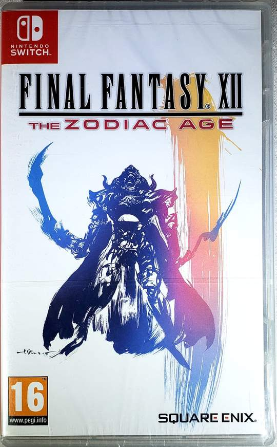 Final Fantasy XII : The Zodiac Age (EUR) - Nintendo Switch - ENVIO INTERNACIONAL