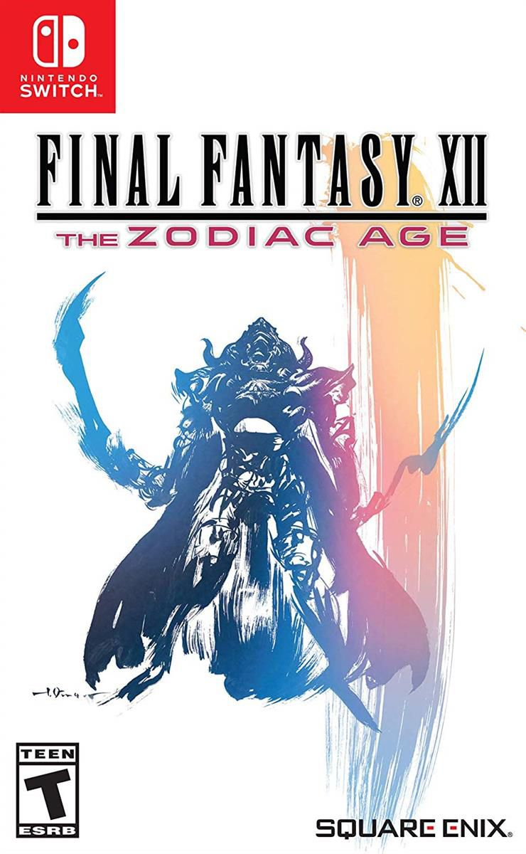 Final Fantasy XII: The Zodiac Age - Nintendo Switch