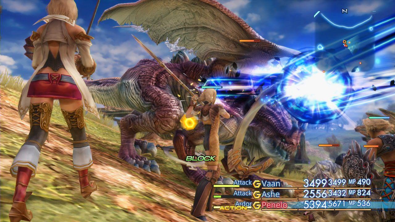 Final Fantasy XII: The Zodiac Age - Nintendo Switch