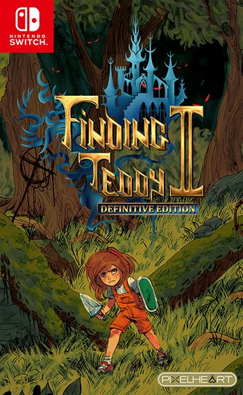 Finding teddy 2 Definitive Edition - Nintendo Switch