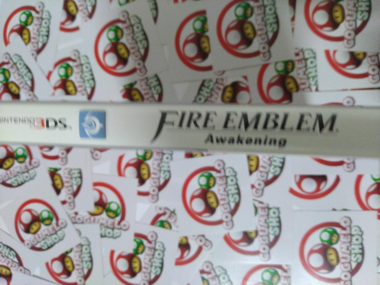 Fire Emblem Awakening - USADO - Nintendo 3DS