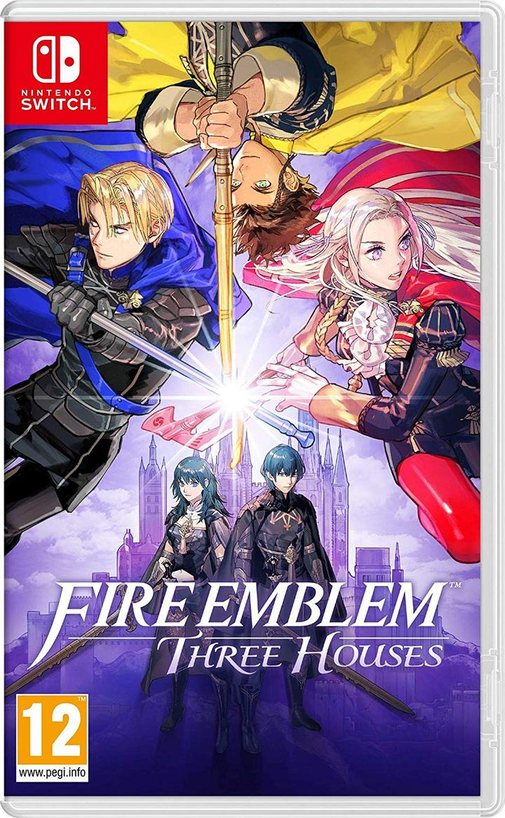 Fire Emblem: Three Houses - Nintendo Switch - ENVIO INTERNACIONAL