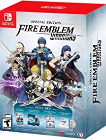 Fire Emblem Warriors Edição Especial - Nintendo Switch