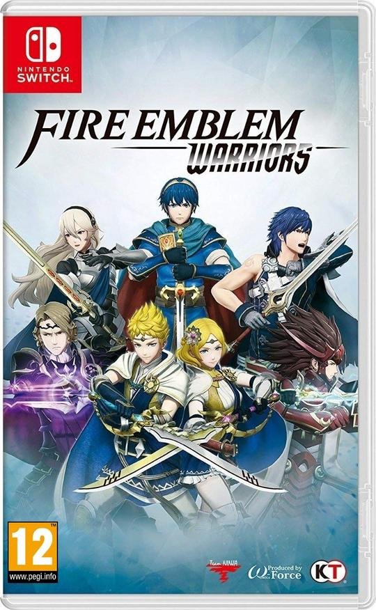 Fire Emblem Warriors (EUR) - Nintendo Switch - Envio Internacional