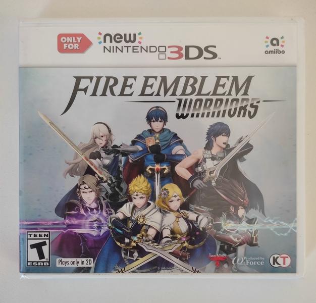Fire Emblem Warriors - New Nintendo 3DS - Lacrado