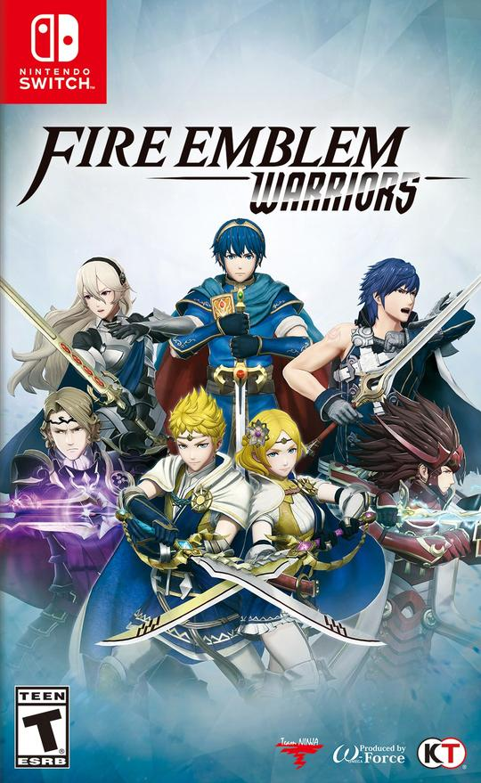 Fire Emblem Warriors (US) - Nintendo Switch - ENVIO INTERNACIONAL