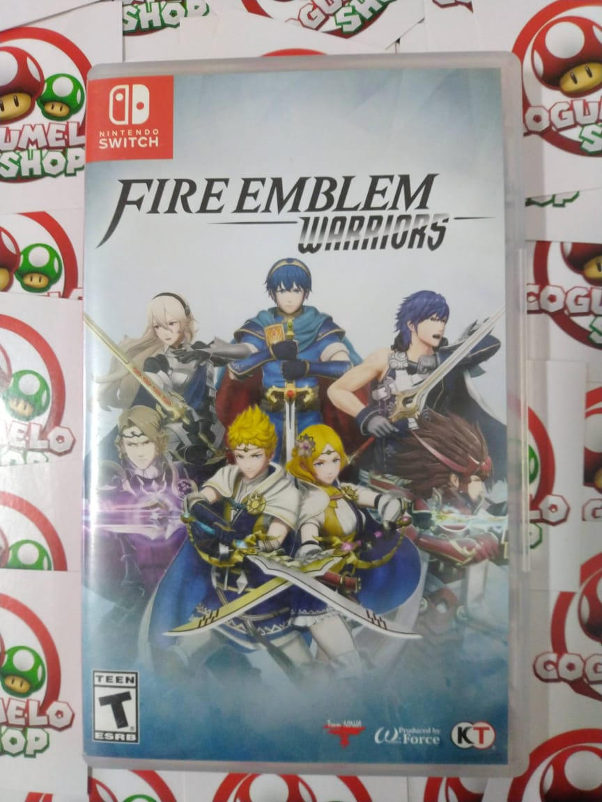 Fire Emblem Warriors - USADO - Nintendo Switch