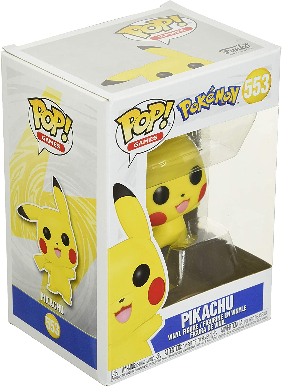 Funko Pop! - Pokémon 553 - Pikachu