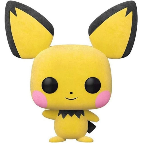 Funko Exclusivo Pop! - Pokémon 579 - Pichu Flocked