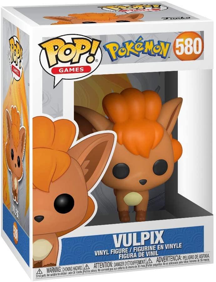 Funko Pop! - Pokémon 580 - Vulpix