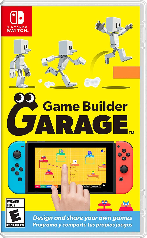 Game Builder Garage - Nintendo Switch - Pré Venda