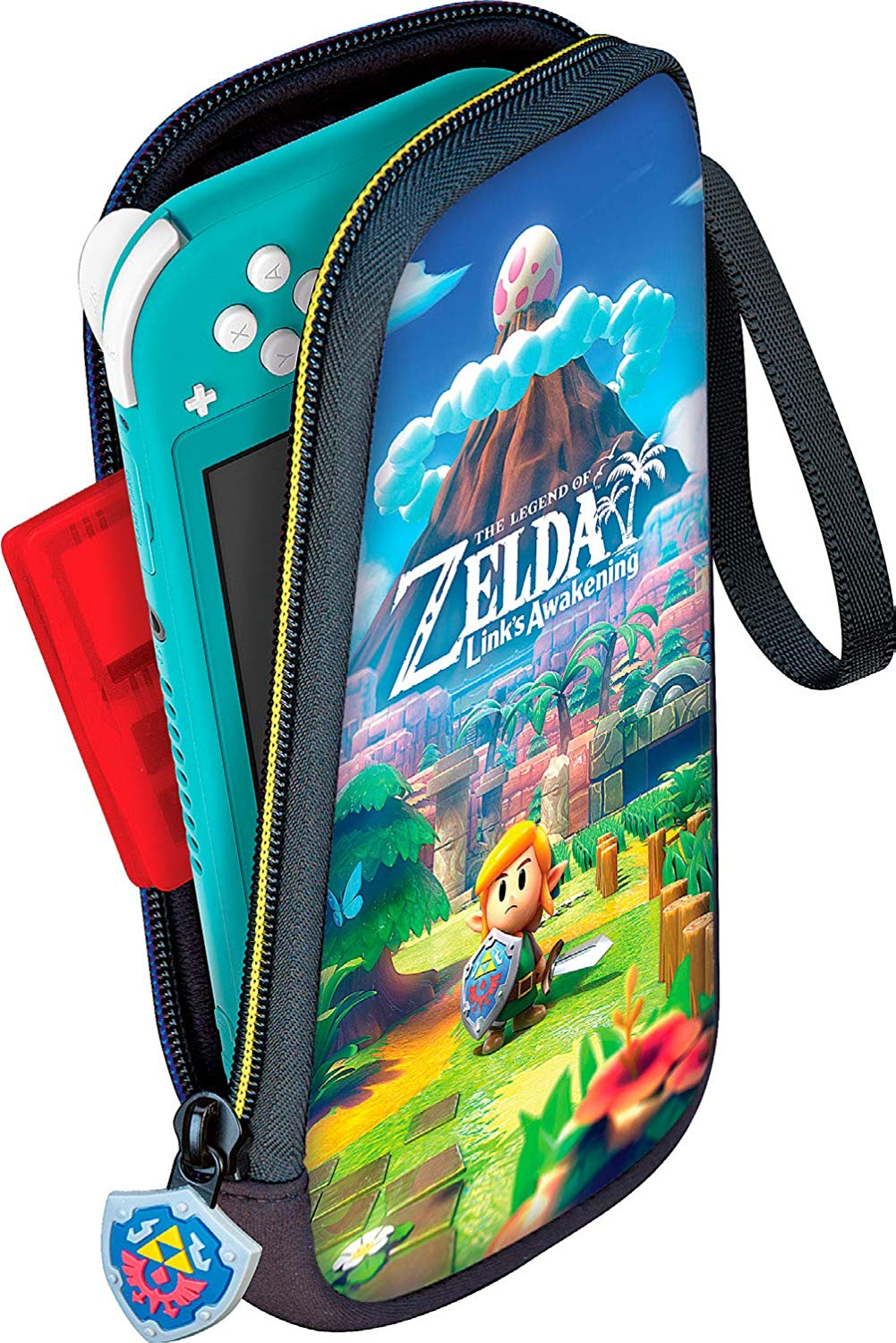 Game Traveler Slim Travel Case Zelda Link's Awakening - Nintendo Switch Lite