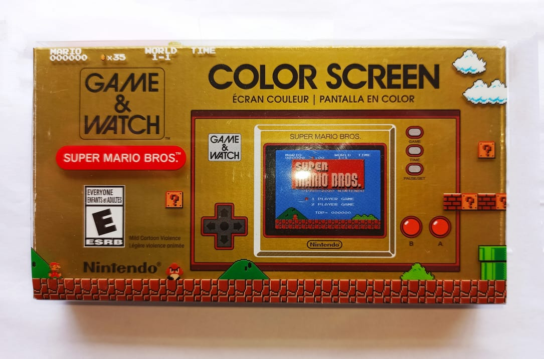Game & Watch Super Mario Bros - USADO - Nintendo