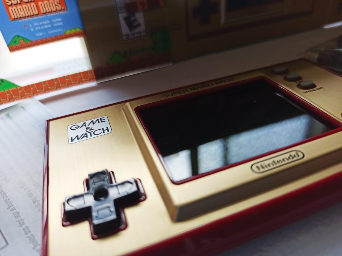 Game & Watch Super Mario Bros - USADO - Nintendo