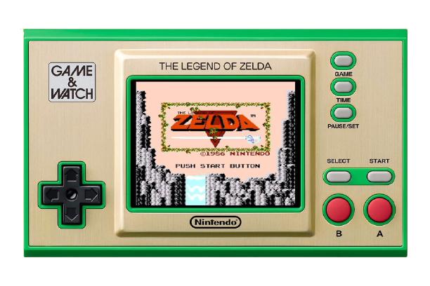 Game & Watch: The Legend of Zelda - Pré Venda - LISTA DE ESPERA