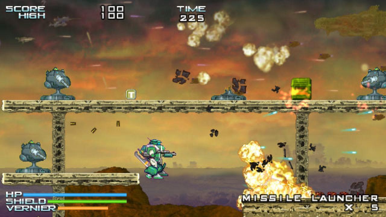 Gigantic Army - Nintendo Switch