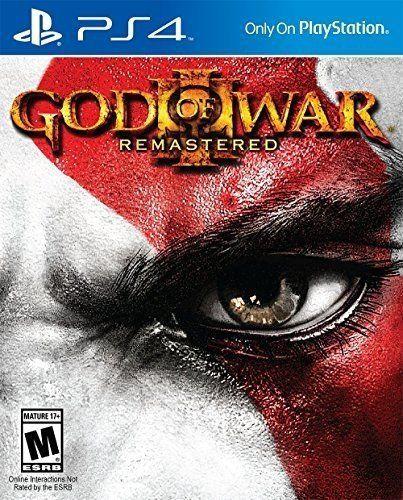 God Of War 3 Remastered - Ps4 - Usado