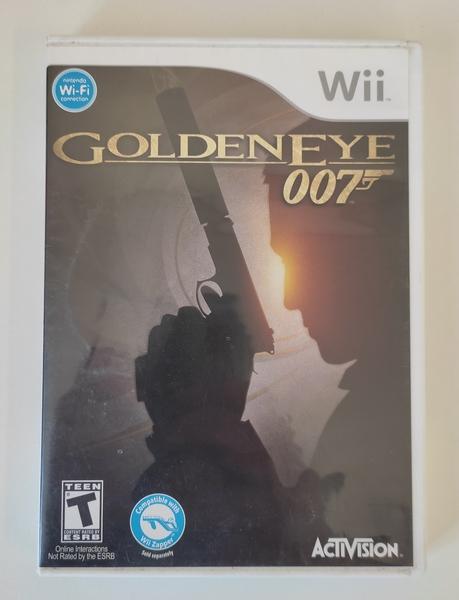 GoldenEye 007 - Nintendo Wii - Usado